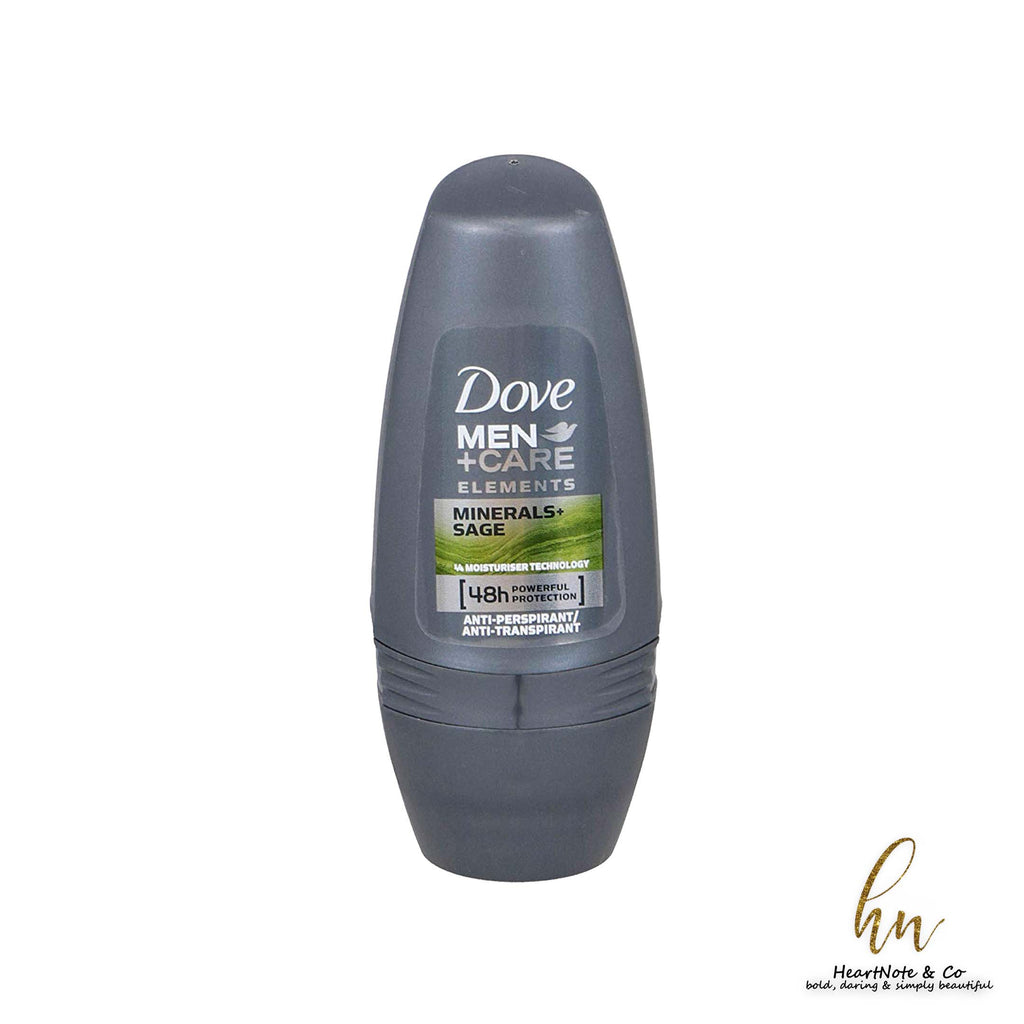 DOVE MEN+CARE 48HRS POWERFUL PROTECTION ANTI-TRANSPIRANT - HeartNote&Co.