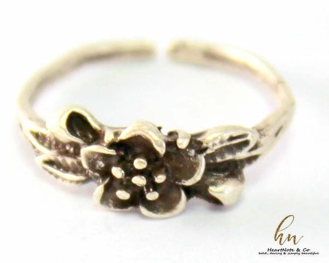 Tropical Flower Ring - CosmeticsWarehouseOutlet&Perfumery.