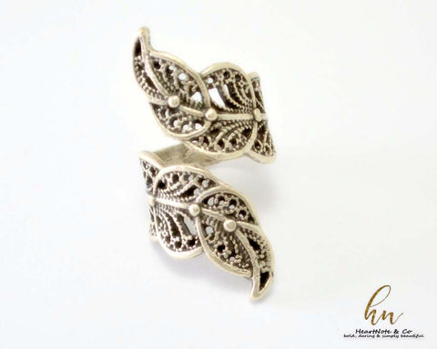 Leaf Of Purity Ring - CosmeticsWarehouseOutlet&Perfumery.