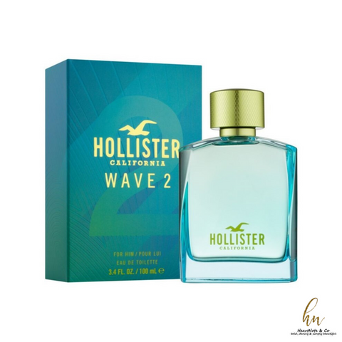 Hollister Wave 2 - CosmeticsWarehouseOutlet&Perfumery.