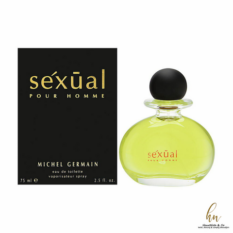 Sexual Pour Homme - HeartNote&Co.