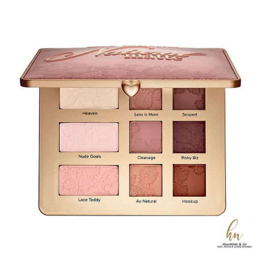 Natural Matte Eyeshadow Palette - HeartNote&Co.