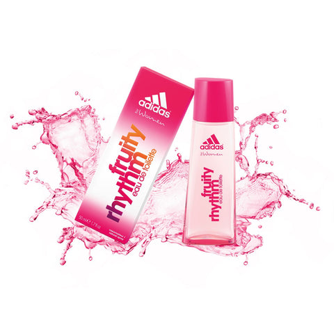 For Her: Adidas Fruity Rhythm 2 Pc Gift Set - CosmeticsWarehouseOutlet&Perfumery.