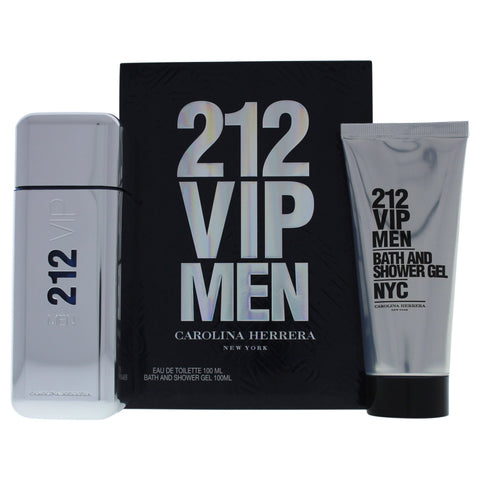 For Him: 212 VIP 2- Piece Travel Set - CosmeticsWarehouseOutlet&Perfumery.