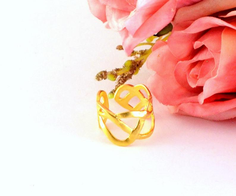 Blazing Fire Ring - CosmeticsWarehouseOutlet&Perfumery.