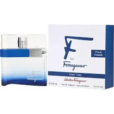 F By Ferragamo Free Time - CosmeticsWarehouseOutlet&Perfumery.