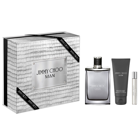 For Him: Jimmy Choo Man Gift Set - CosmeticsWarehouseOutlet&Perfumery.