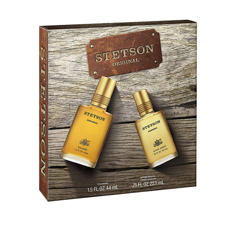 For Him: Stetson Original 2 Pc Gift Set - CosmeticsWarehouseOutlet&Perfumery.
