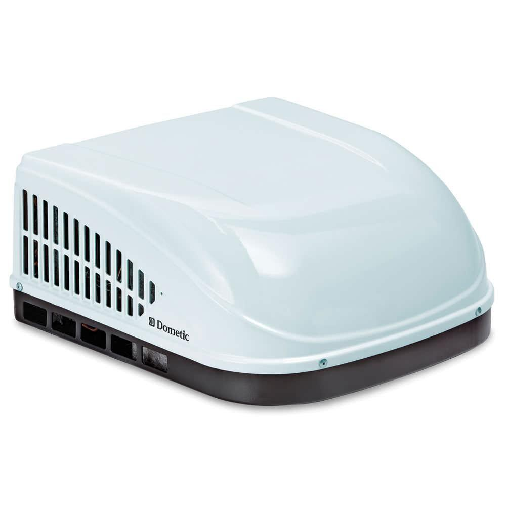 Dometic Brisk II RV Air Conditioner, 15,000 BTU, Polar White | Flair Distribution - Flair Distribution
