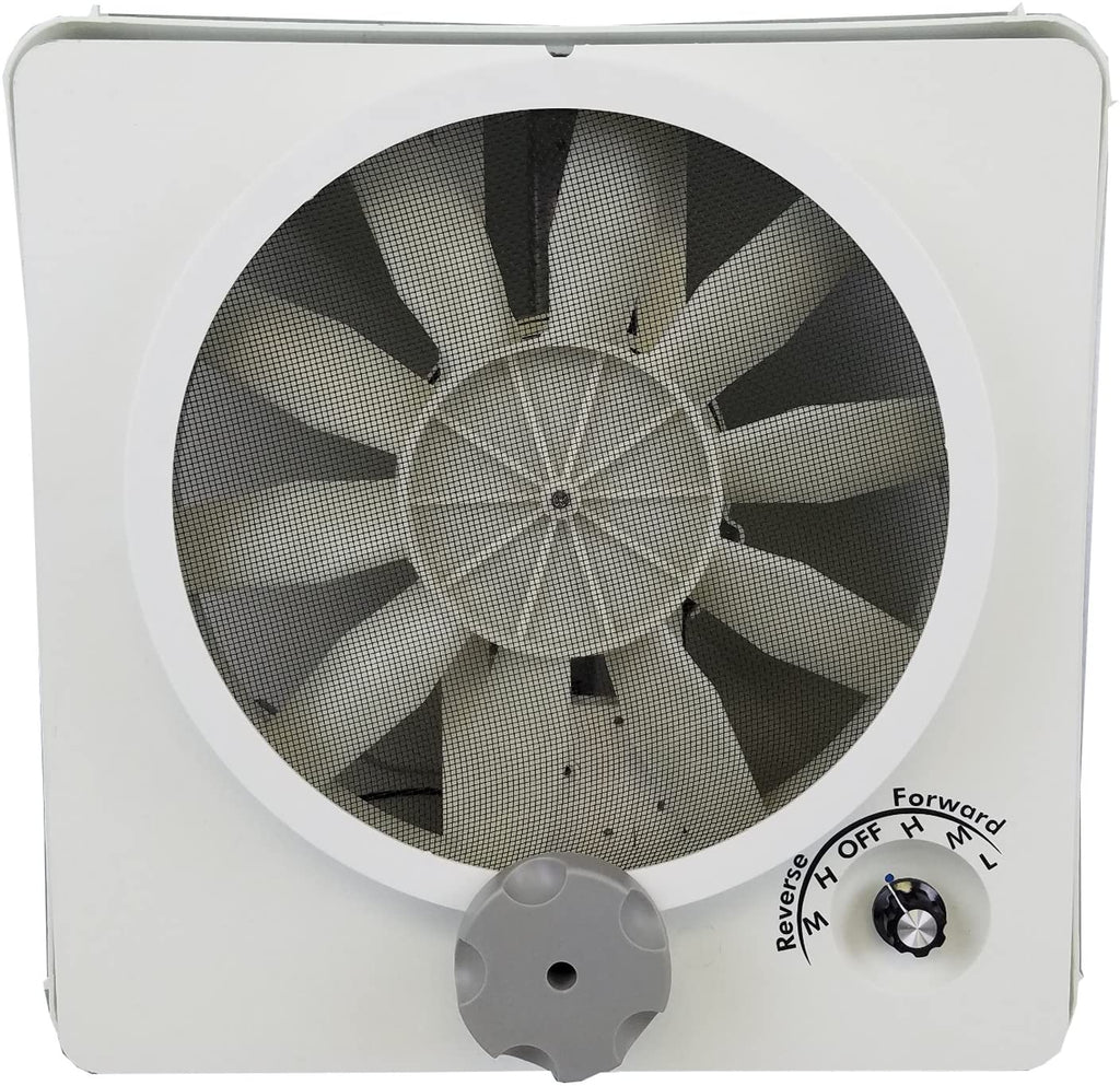 Hengs Industiries - 90046-CR Vortex II Replacement Fan Kit - Flair Distribution