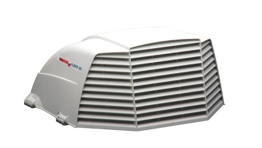 MaxxAir II Vent Cover, White | Flair Distribution - Flair Distribution