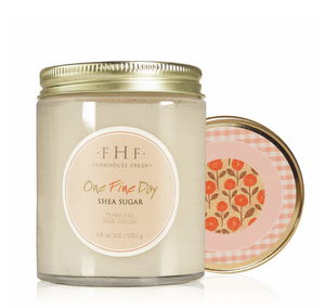 One Fine Day Shea Sugar Facial Polish