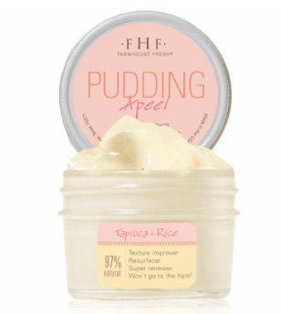 Pudding Apeel Mask