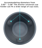 Anchor Universal Non-Tipping Cup Holder
