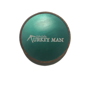 Turkey Man Custom Aluminum Call