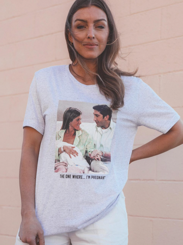 The One Where...I'M PREGNANT! Graphic Tee