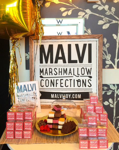 Malvi Marshmallow Confections Wedding Favors at The Not Wedding