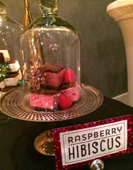 Raspberry Hibiscus Malvi Marshmallow Confection at The Not Wedding Event