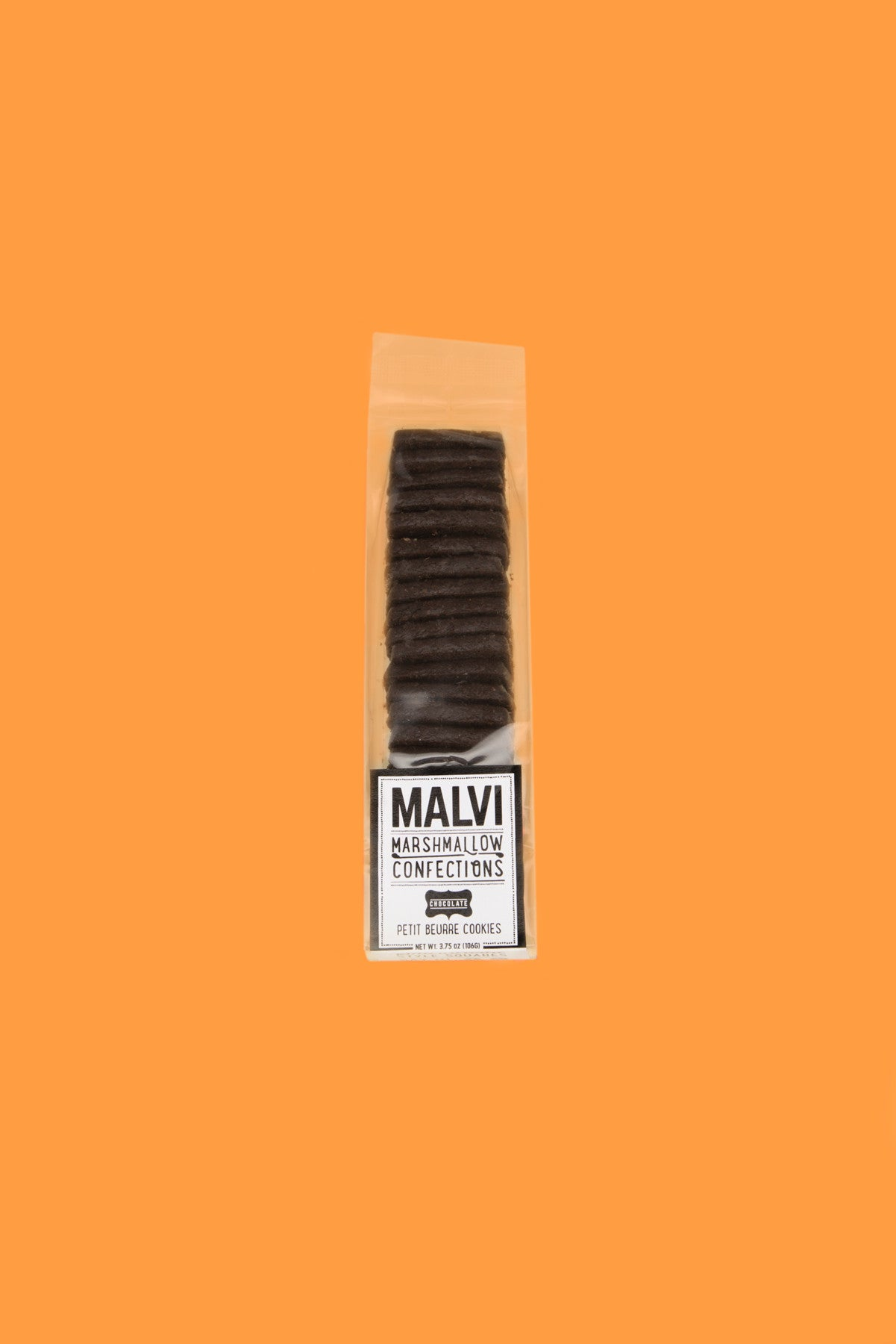Malvi Chocolate Petit Beurre Cookie Box