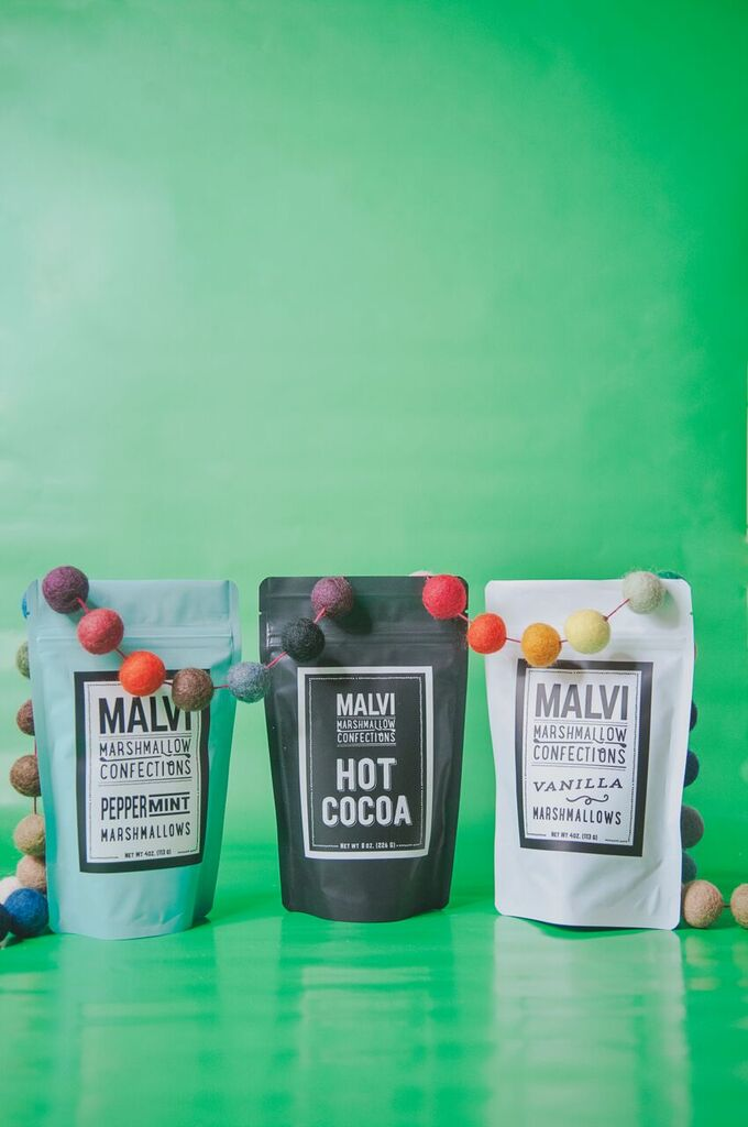 Malvi Hot Cocoa & Mini Marshmallow Gift Box