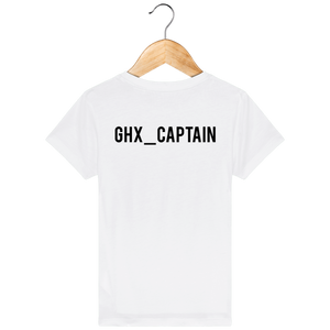 T-Shirt GHX_Captain Junior - Kangae Store