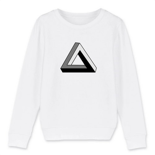 Sweat Triangle infini enfant BIO - Kangae Store