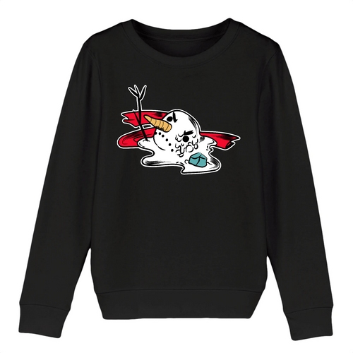 Sweat Bonhomme fondu junior BIO - Kangae Store