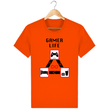 Charger l'image dans la galerie, T-shirt Gamer Life Adulte Unisexe - Kangae Store