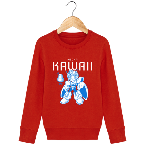 Sweat Mecha Kawaii Junior - Kangae Store