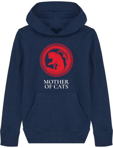 Sweat à capuche Mother of Cats Junior - Kangae Store