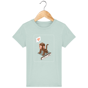 T-Shirt Singe 3D Junior - Kangae Store