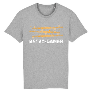 T-Shirt Retro-Gamer Unisexe Adulte - Kangae Store