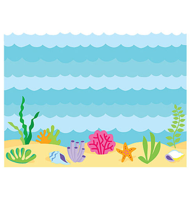Olive Kids Aquarium Peel & Stick Appliques - all4wallswall-paper
