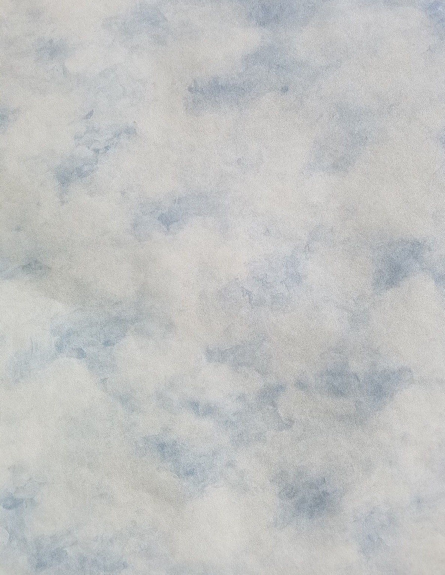 Imperial White Clouds on Blue Sky Wallpaper - all4wallswall-paper
