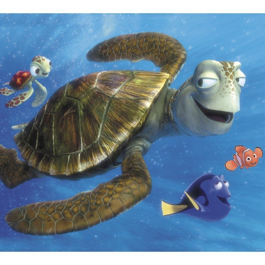 Disney Finding Nemo Peel & Stick Mini Mural - all4wallswall-paper
