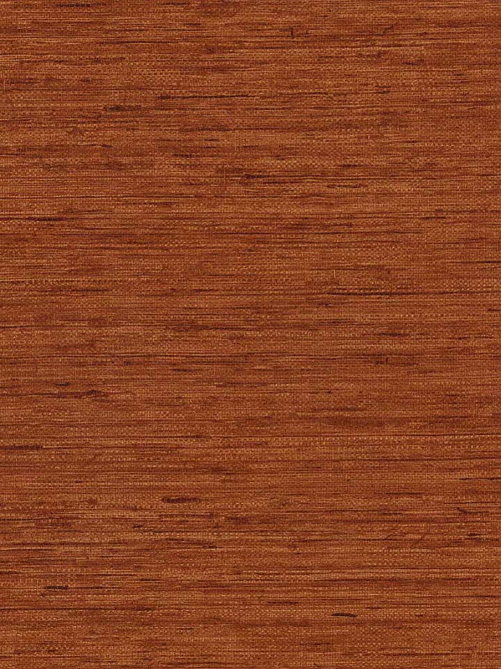 Rusty Red Faux Grasscloth Wallpaper - all4wallswall-paper