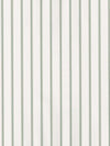 Greyish Ticking Stripe on Soft White Wallpaper - all4wallswall-paper