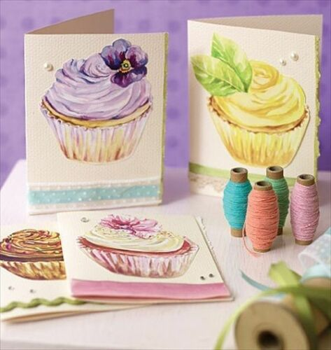 Baby Cakes Cupcakes Wallies - all4wallswall-paper