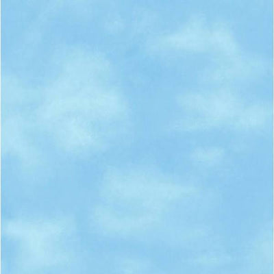 York Wallcoverings Disney Kids Clouds Sure Strip Wallpaper - all4wallswall-paper