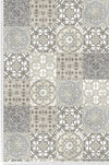 Moroccan Decorative Tiles n Solid Vinyl Perfect for Backsplash Wallpaper - all4wallswall-paper