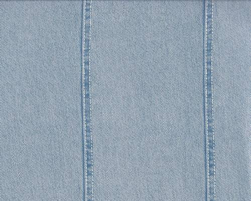 Stone Washed Denim with Seams Wallpaper