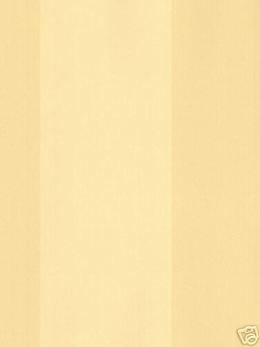 Wide Beige Stripe Wallpaper - all4wallswall-paper