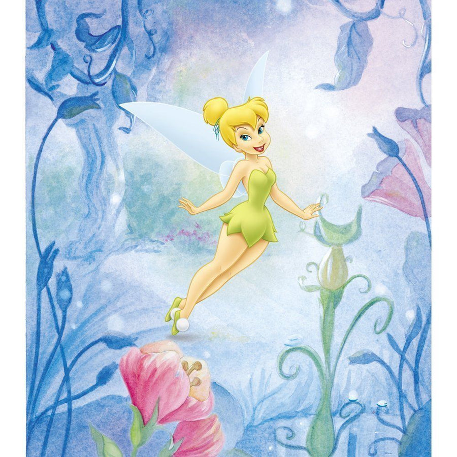 Disney Faires Tinkerbell Peel and Stick Mini Mural