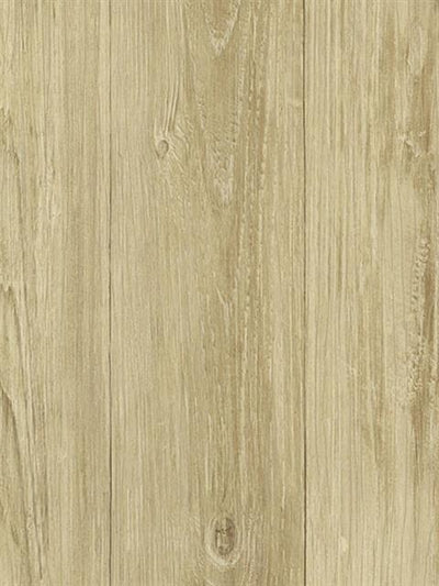 Cumberland Wheat Faux Wood Texture on Easy Walls Wallpaper - all4wallswall-paper