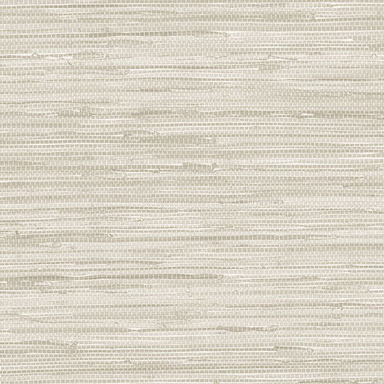 Beige and Grey Faux Grasscloth Wallpaper - all4wallswall-paper