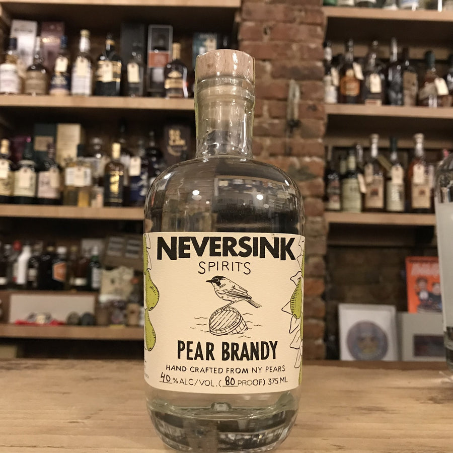 Neversink, Pear Brandy