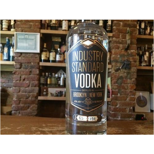 Industry City Distillery Standard Vodka