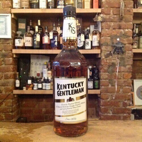 Kentucky Gentleman Bourbon