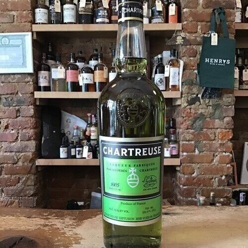 Chartreuse Green (750ml)