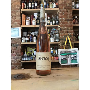 Swick Wines, Rosé of Pinot Noir (2019)